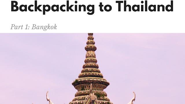 MENGGEMBEL DI THAILAND (BANGKOK)