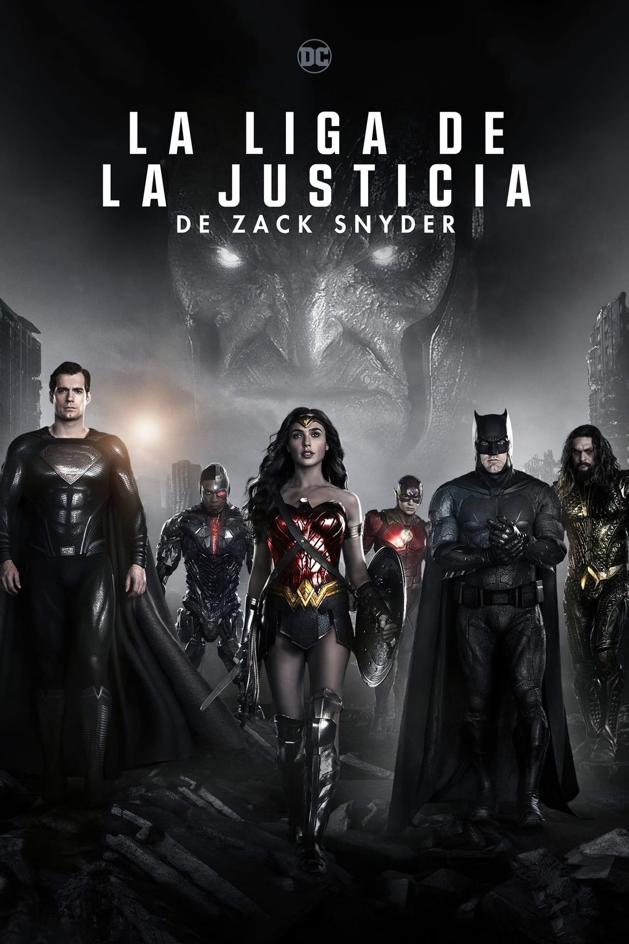 LA LIGA DE LA JUSTICIA DE ZACK SNYDER (2021) HMAX WEB-DL 1080P HD MKV ESPAÑOL LATINO