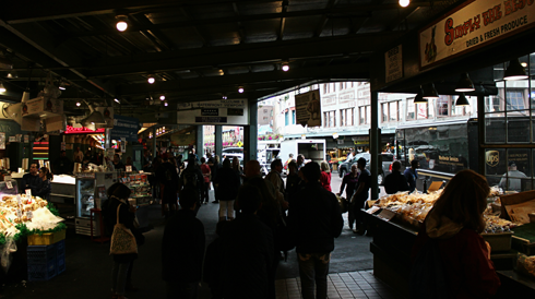 pike place market seattle attractions photography