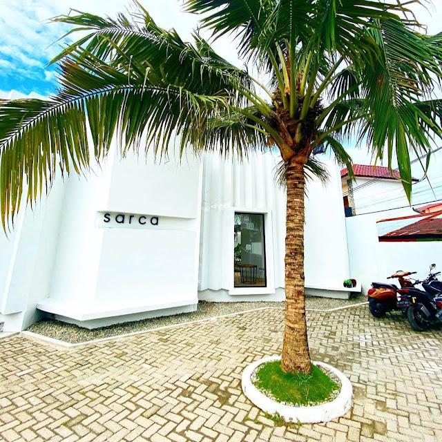 Ruang Sarca Cafe Medan Sumatera Utara