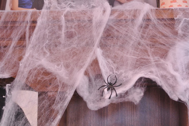 Spider, Spider Web, Home Decor