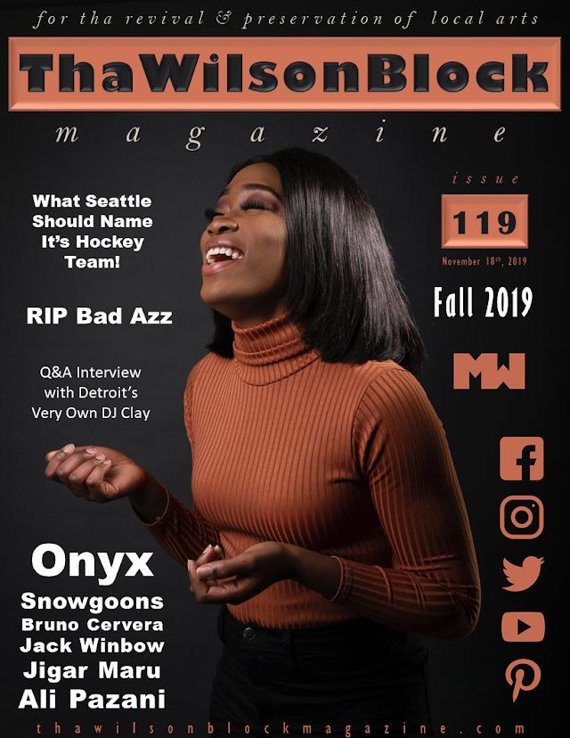 ThaWilsonBlock Magazine Issue119 (Fall 2019)