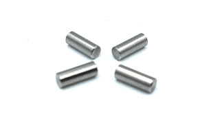 Custom Precision Dowel Pins In 18-8 Stainless Steel Material