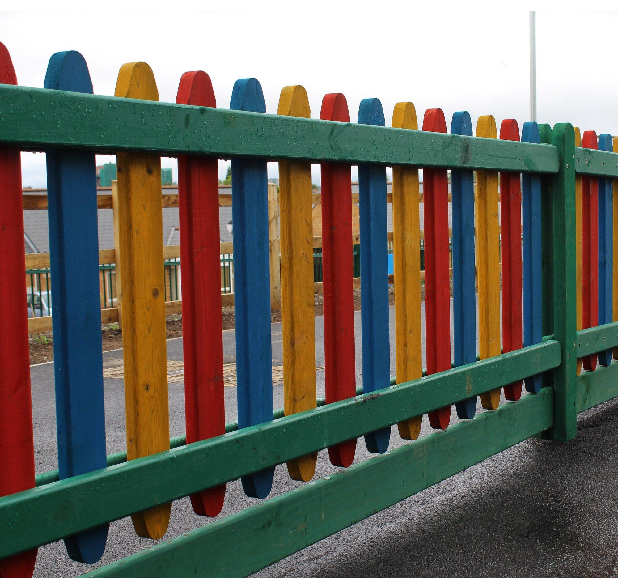 fences in schools