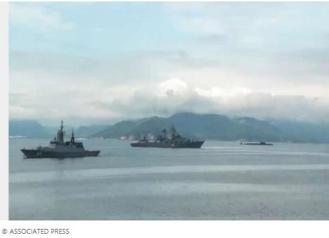 US military intercepts six Russian jets off Alaska