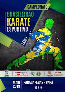Brasileirão CEEBK de Karate - 1ª Fase