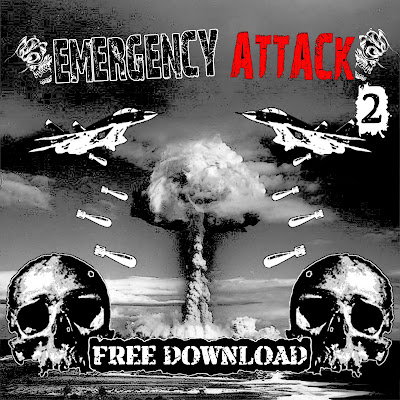 Emergency Attack #2 - D.I.Y. punk compilation