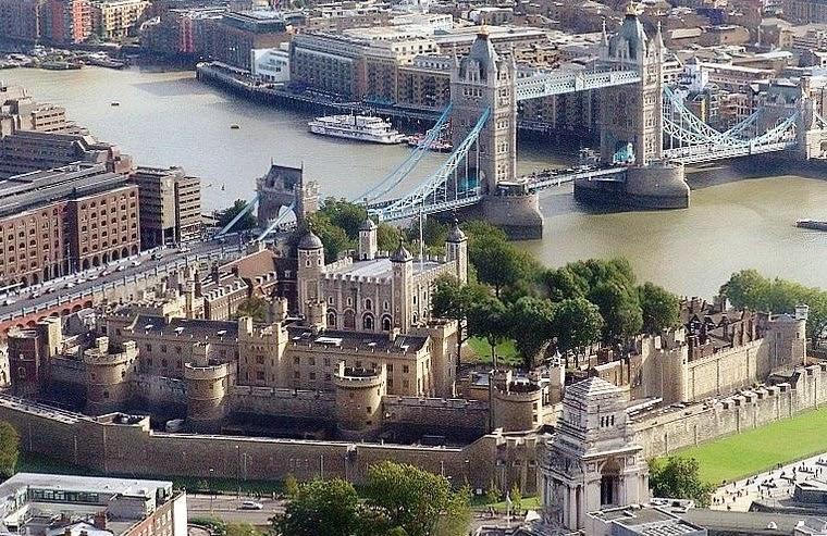 Torre de Londres – Inglaterra