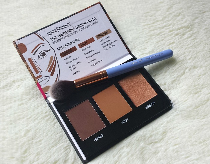 highlight and contour for women of color