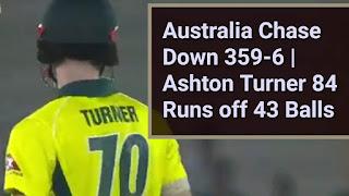Ashton Turner 84