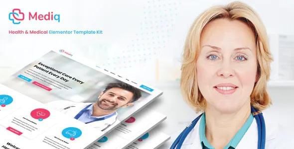 Best Health & Medical Elementor Template Kit