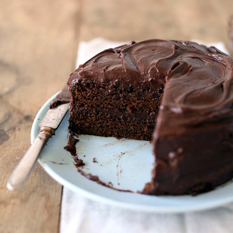 Mom's Chocolate Cake