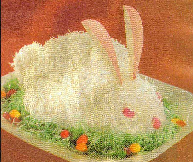 Bunny Cake Recipe Betty Crocker