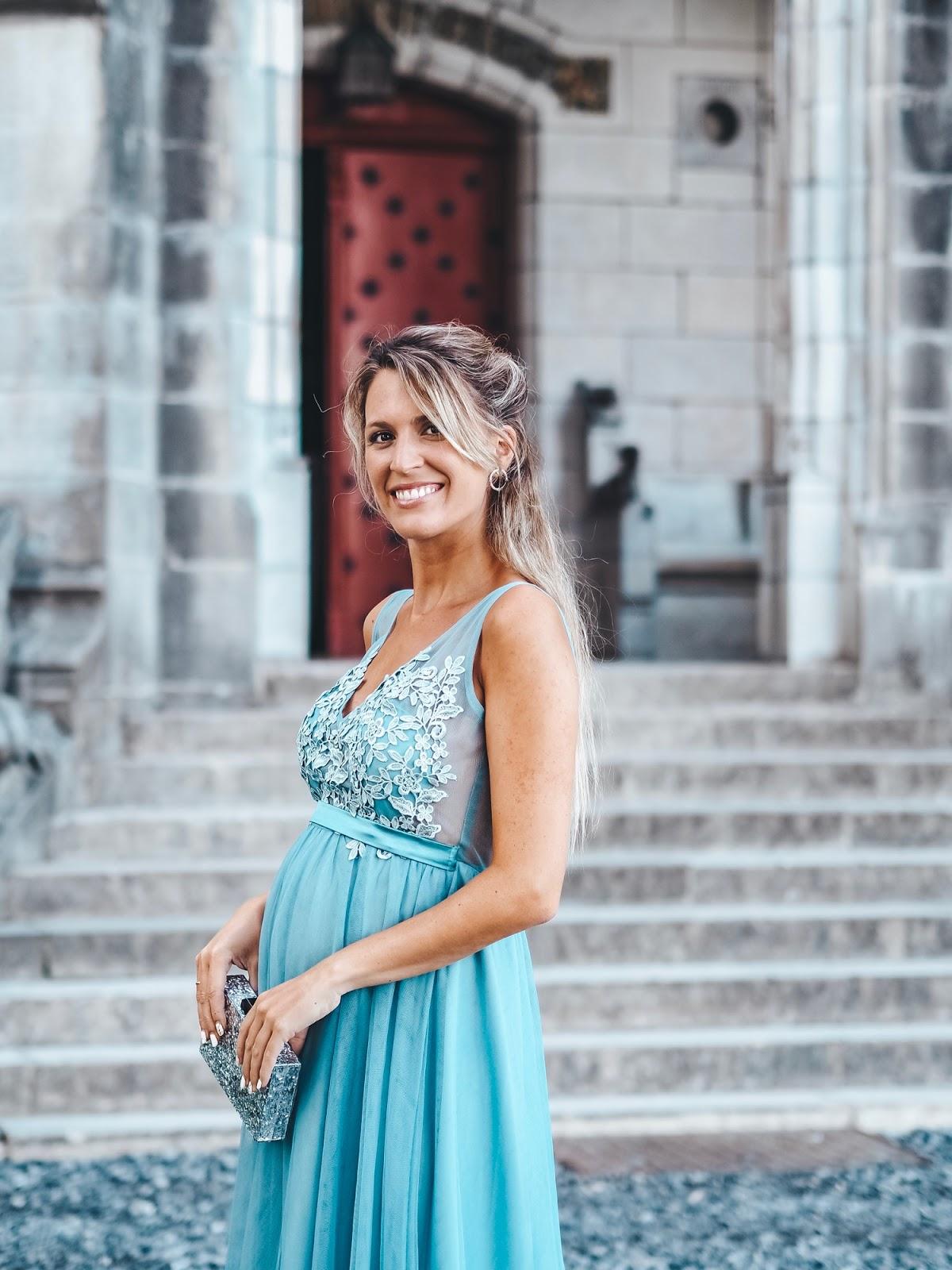 que vestido elijo boda embarazada