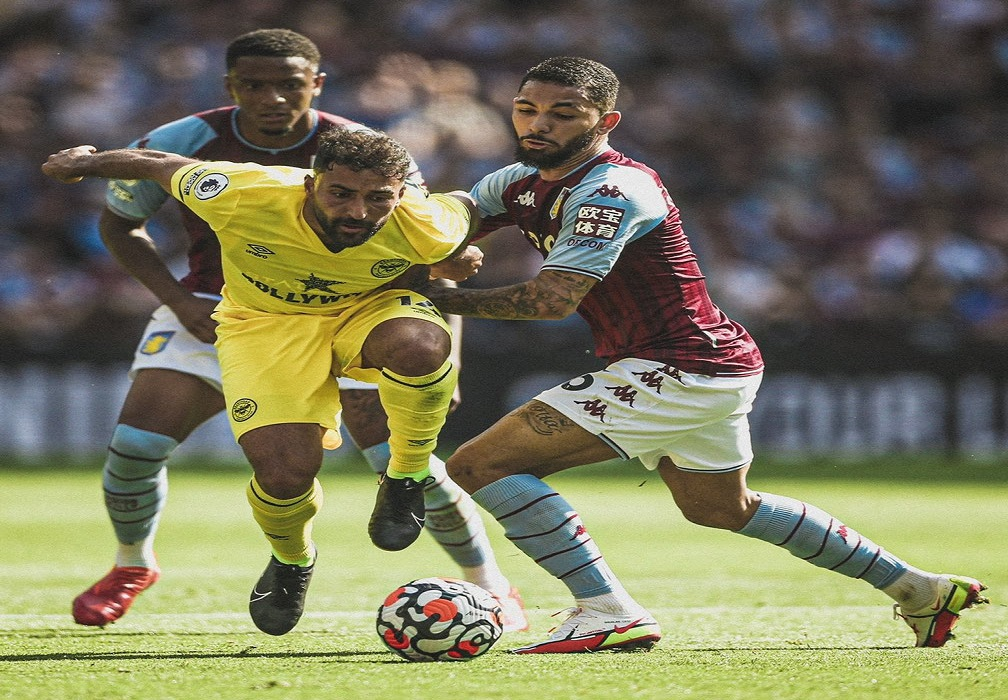 ملخص وأهداف أستون فيلا ضد برينتفورد في الدوري الإنجليزي