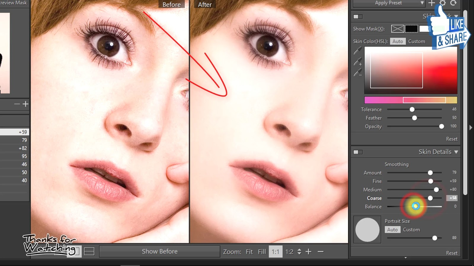 Skin Finer 2.0 Best Skin Retouching Plugin 4