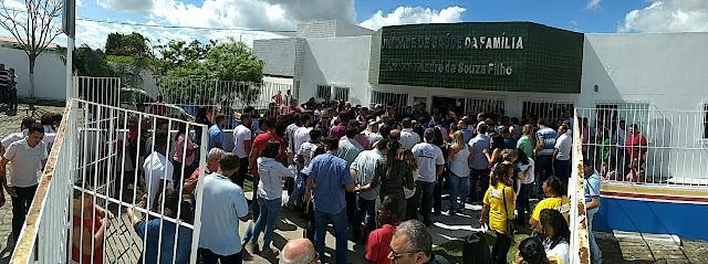 Prefeitura de SAJ entrega mais Unidades de Saúde reformadas. Confira
