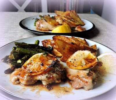 Lemon & Herb Chicken 4 Two