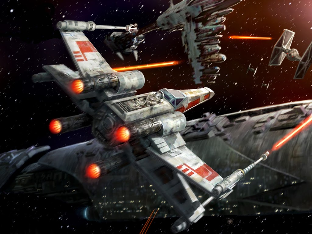 X-Wing Rogue Squadron