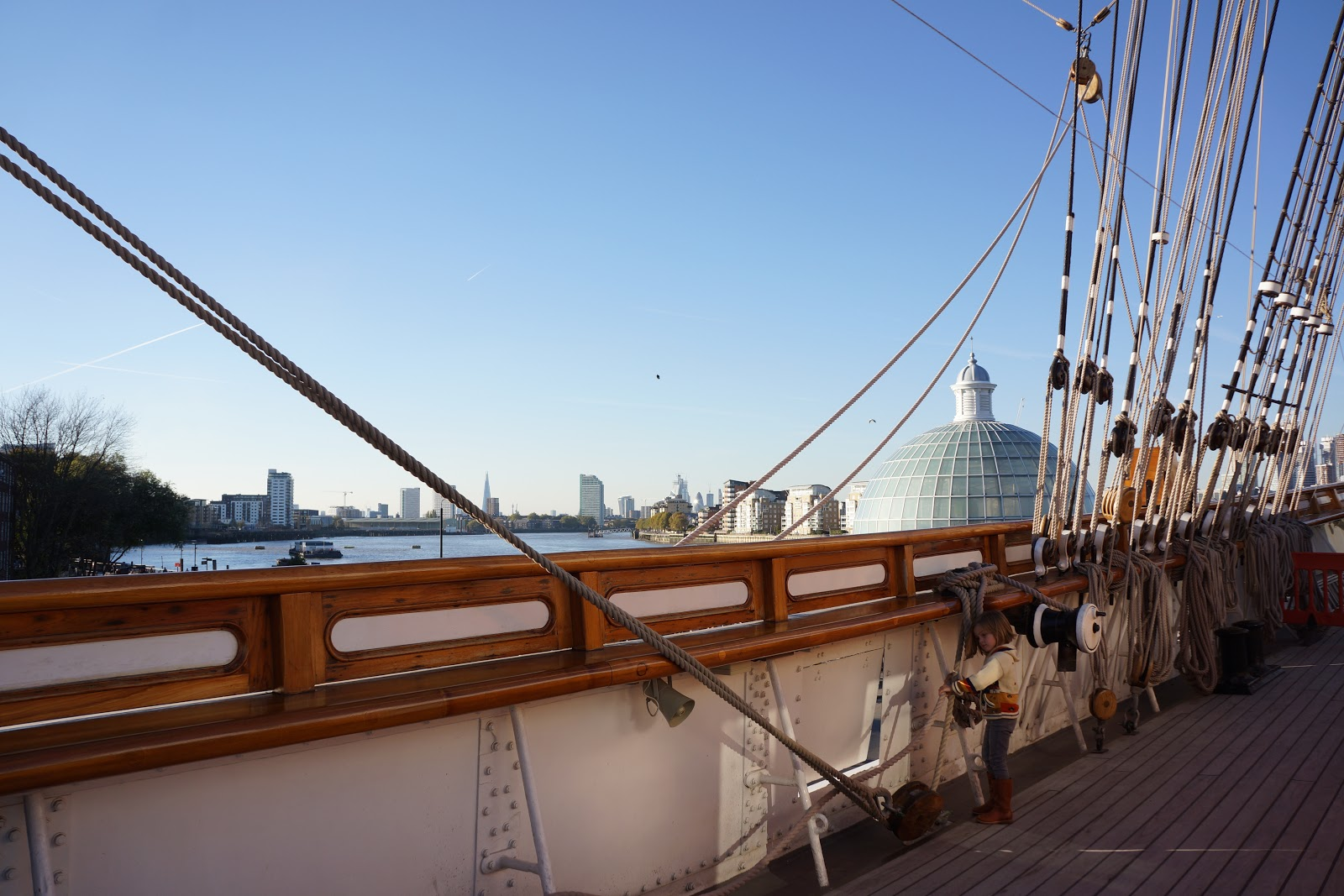 cutty sark views