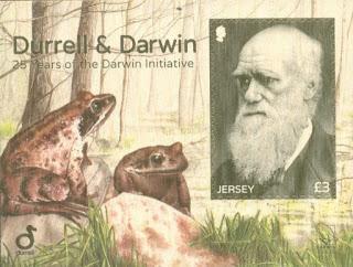 Jersey- Charles Darwin