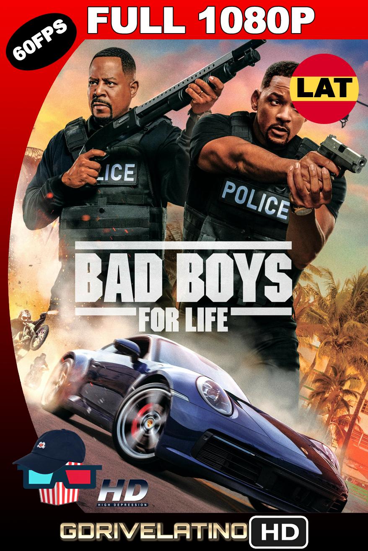 Bad Boys para Siempre (2020) BDRip FULL 1080p (60 FPS) Latino-Ingles MKV