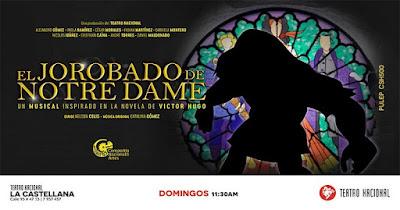 EL JOROBADO DE NOTRA DOME: EL MUSICAL 1