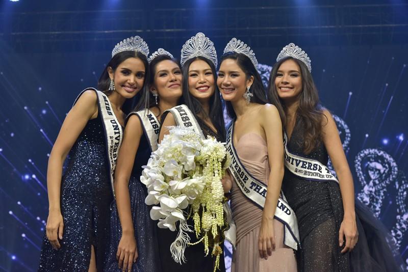 miss universe thailand 2018 winner Sophida Kanchanarin