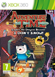 Adventure Time Explore The Dungeon Because I Dont Know Xbox 360 Baixar