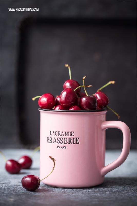 La Grande Brasserie Tasse von Butlers rosa Emaille
