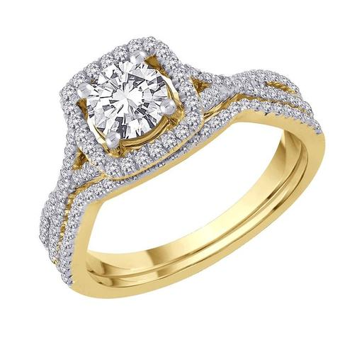 Diamond Bridal Jewelry