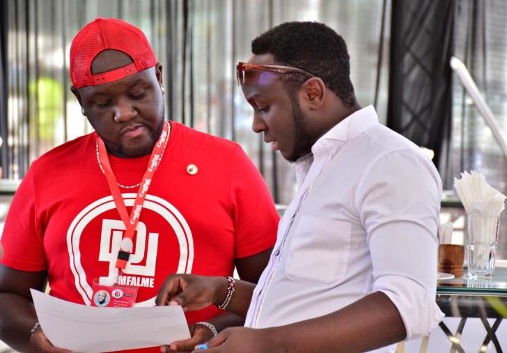 Capital FM's Dj Joe Mfalme