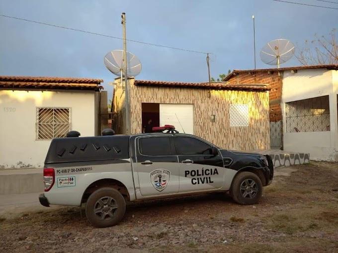 """Polícia Civil deflagra """"Operação Factor"""" e Cumpre Mandados de Prisões em Chapadinha e Vargem Grande"""