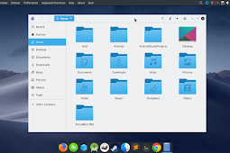 Cara Install Nautilus File Manager di Linux