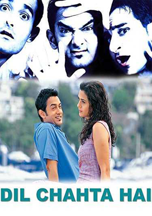 Dil Chahta Hai 2001 Full Hindi Movie Download BRRip 720p