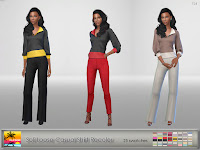 Soli Loose Casual Shirt Recolor