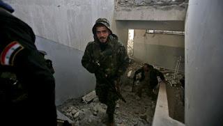 Kejam! Rezim Syiah Asad Membunuh, Memperkosa, dan Membakar Korban di Aleppo