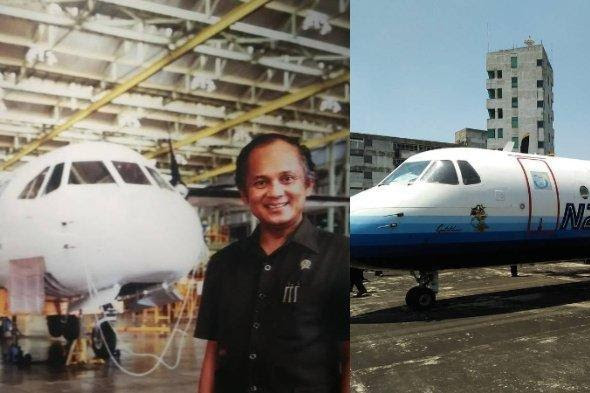 Mimpi Habibie Kandas di Tangan Jokowi