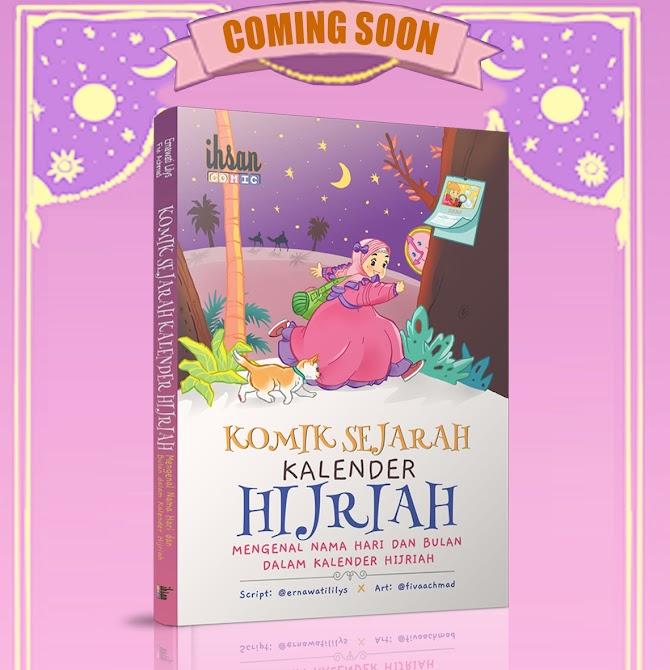 Review Buku Komik Sejarah Kalender Hijriah