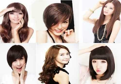 Gaya Rambut Wanita 2015 Terbaru dan Tren Model