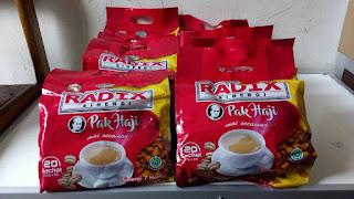 khasiat komposisi Kopi herbal stamina radix sinergis Pak Haji original Asli