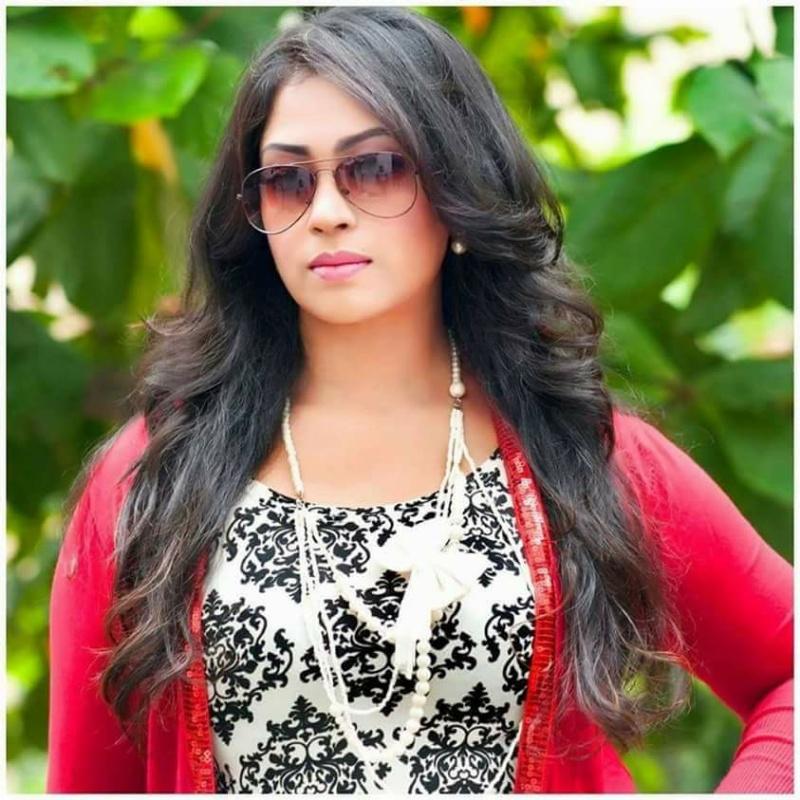 Sadika Parvin Popy Biography & Images 5