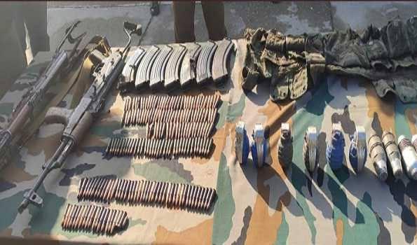 Jammu Kashmir :  के अनंतनाग और बांदीपोरा में बीती रात दो अलग - अलग अभियानों में दो आतंकवादी मारे गए   Latest News