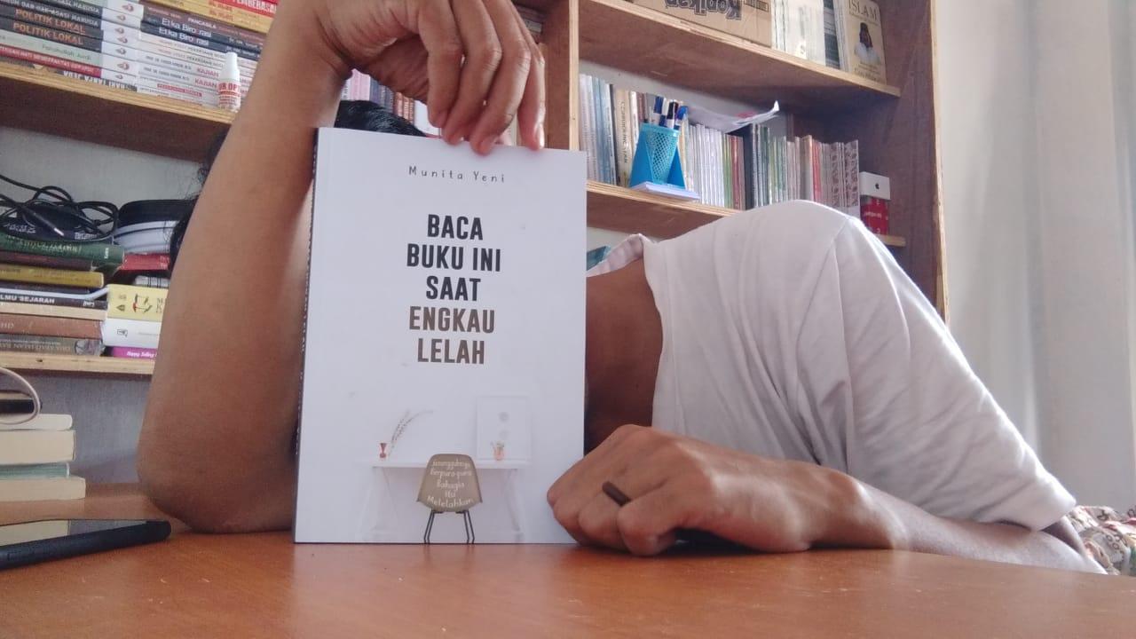 review baca buku ini saat engkau lelah