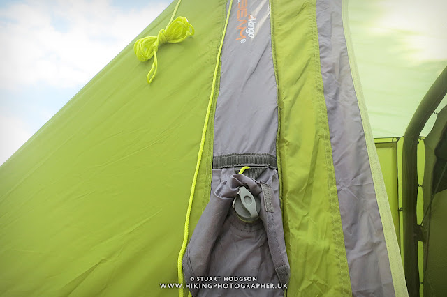 Vango Monaco 500 Airbeam family tent inflatable best tents