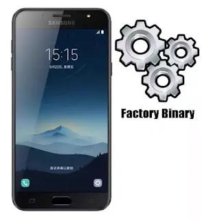 Samsung Galaxy C8 SM-C7100 Combination Firmware
