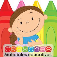 crayones-materiales-educativos