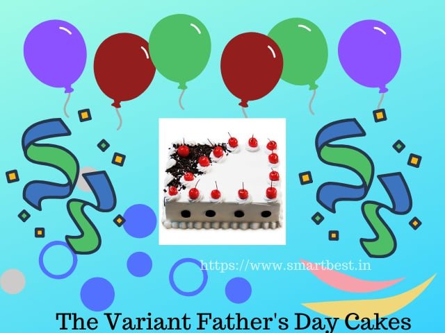 Mouth-watering Father's Day Cakes World's Greatest Catch.