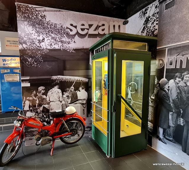 Warszawa Warsaw plac Konstytucji muzea warszawskie muzeum PRL Piękna sentyment
