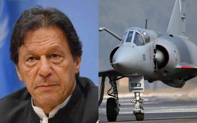 France denies pakistan for upgrade Mirage fighter jets